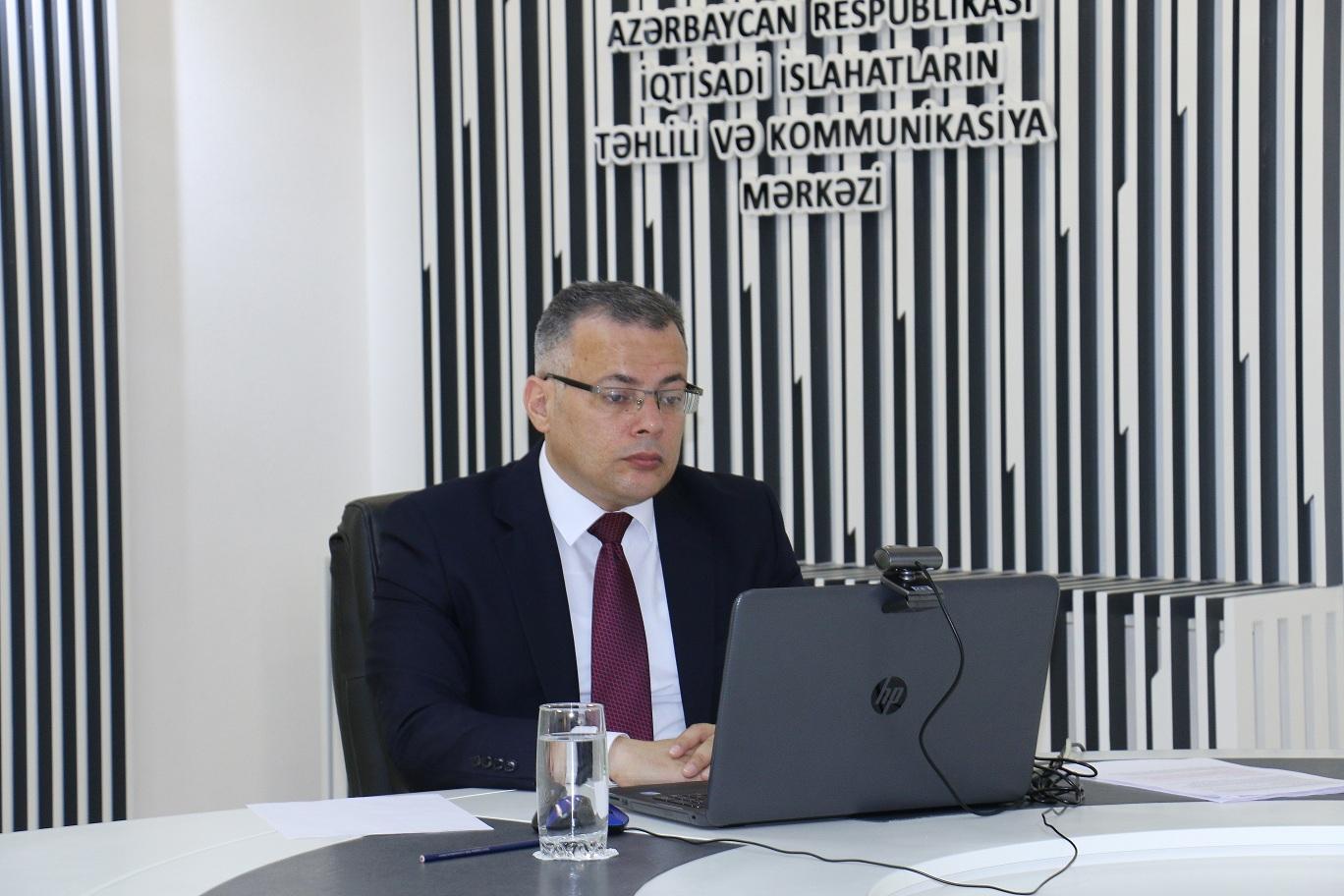 """""""İnformasiya təhlükəsizliyinin təmin olunması"""" mövzusunda beynəlxalq forum keçirilib"""