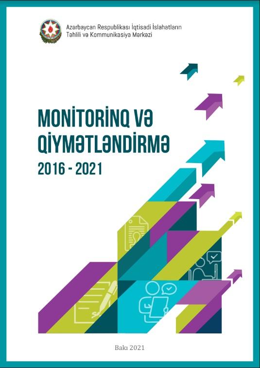 """Azərbaycanda """"Monitorinq və qiymətləndirmə"""" nəşri iki dildə dərc edilib"""