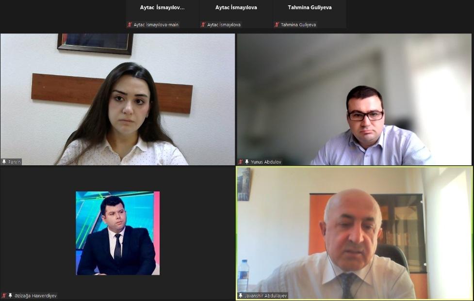 EnterpriseAzerbaijan portalı, Azərbaycan Banklar Assosiyasiyası  və Azərbaycan Bank Tədris Mərkəzi arasında əməkdaşlıq görüşü keçirilib