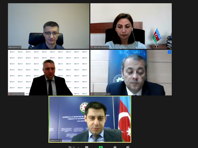"""Azərpoçt"" MMC və ""Azexport.az"" arasında memorandum imzalanıb"