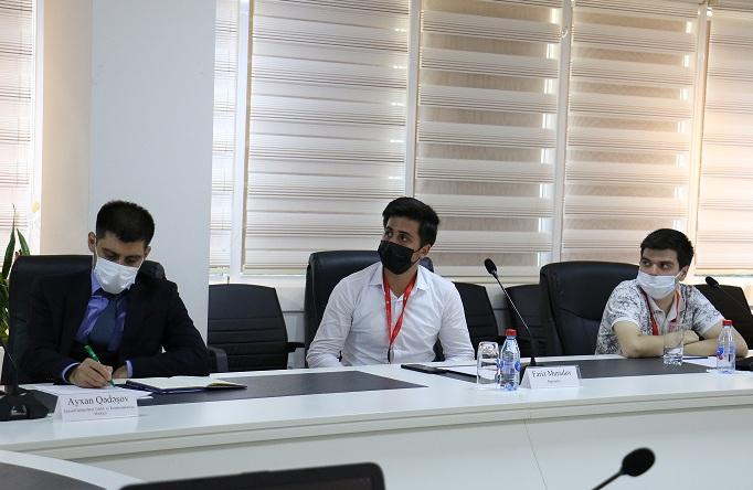 EnterpriseAzerbaijan.com portalında Özəl Sektorun İnkişafı üzrə İslam Korporasiyası ilə görüş keçirilib