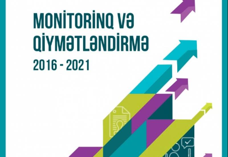 """The publication """"Monitoring and Evaluation"""" in Azerbaijan was published in two languages"""
