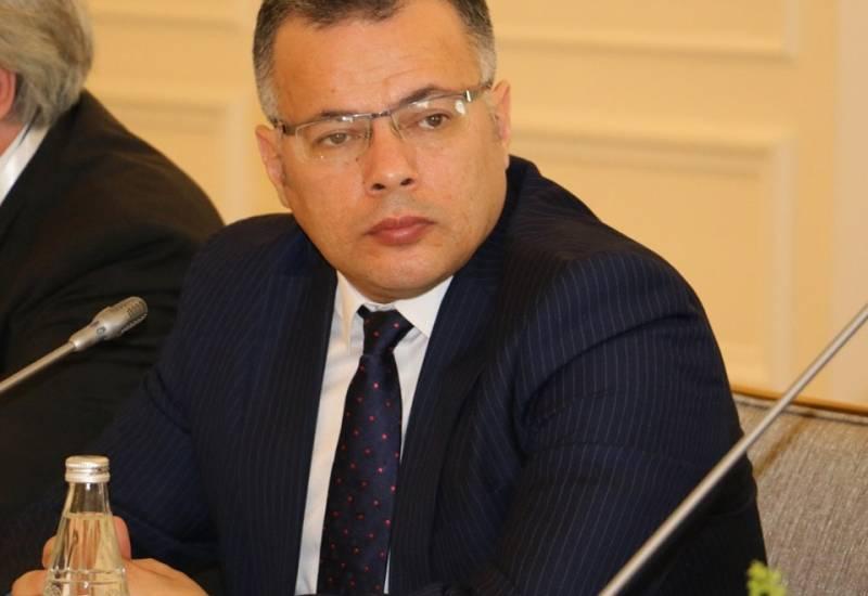 "Vusal Gasimli: ""The New Baku International Seaport: A Nexus for the New Silk Road"""
