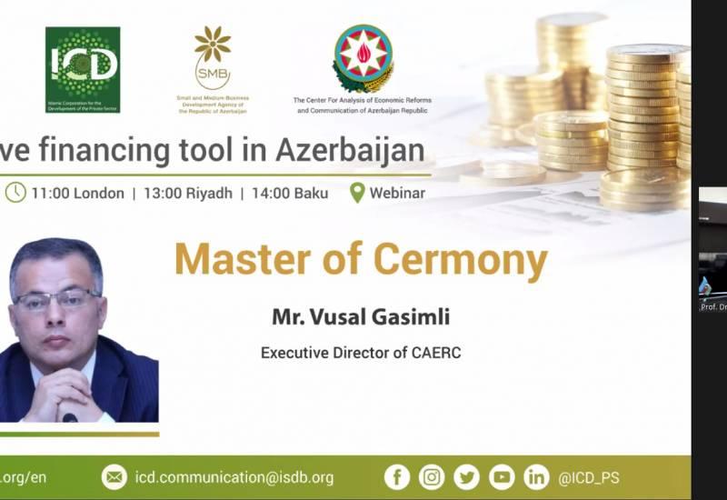 ICD and its Azerbaijan Partners Host a webinar introducing Sukuk as alternative financing tool in Azerbaijan