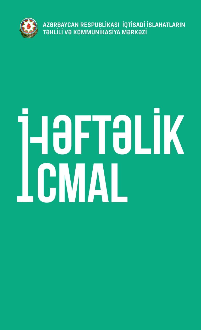 Həftəlik icmal | 2021-ci il | Sentyabr №3 | (11)